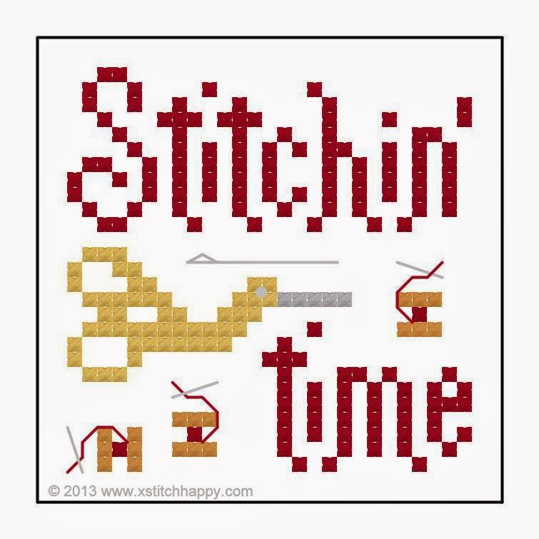 Cross Stitch Happy