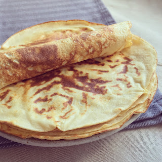 pâte à crêpes sans gluten farine de coco