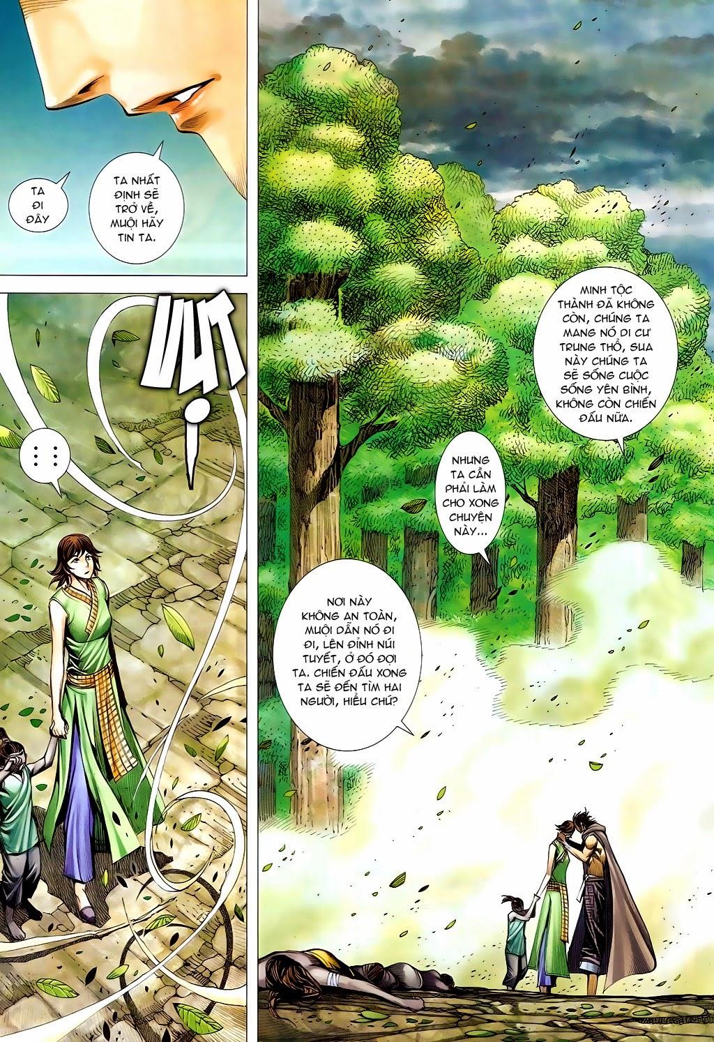 Phong Thần Ký Chap 171 - Trang 27