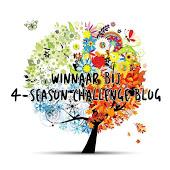 Winnaar bij het 4-Season Challenge Blog