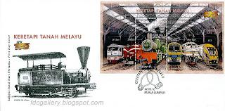 Keretapi Tanah Melayu