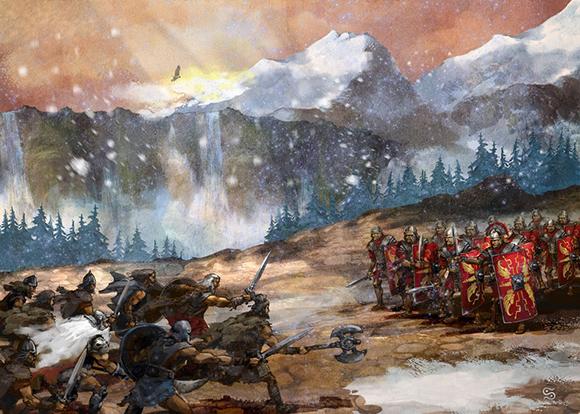roma militaria, Roma, legion