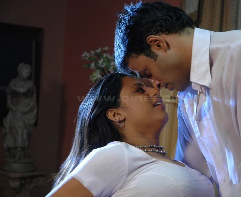 South New Sexy Sunakshi Going Wild Scene in Nisabda Viplavam Hot Movie stills film pics