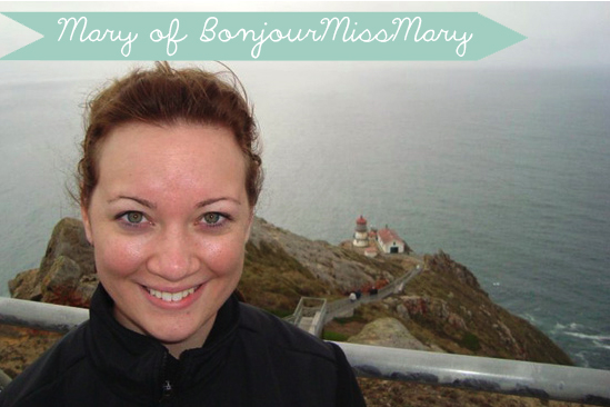 Sponsor Spotlight: Bonjour Miss Mary