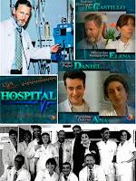 Xabier Elorriaga y Mercedes Sampietro protagonizaron Hospital en Antena 3