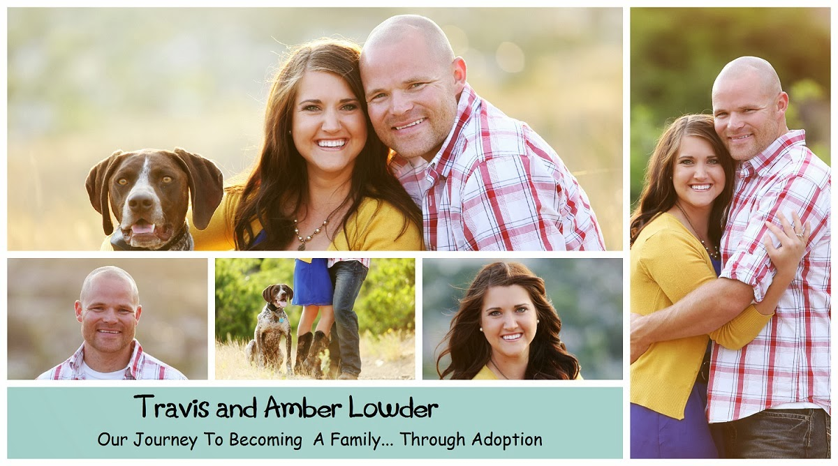 TRAVIS & AMBER LOWDER