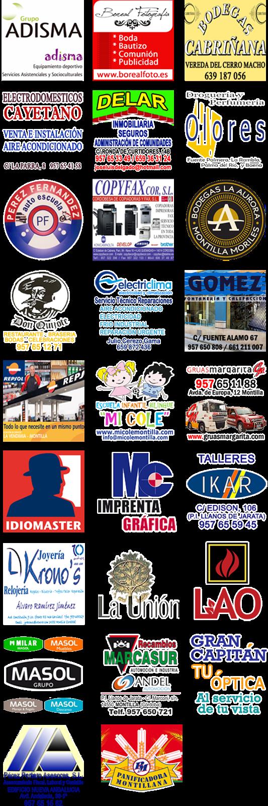Cb montilla empresas colaboradoras - Empresas colaboradoras ...