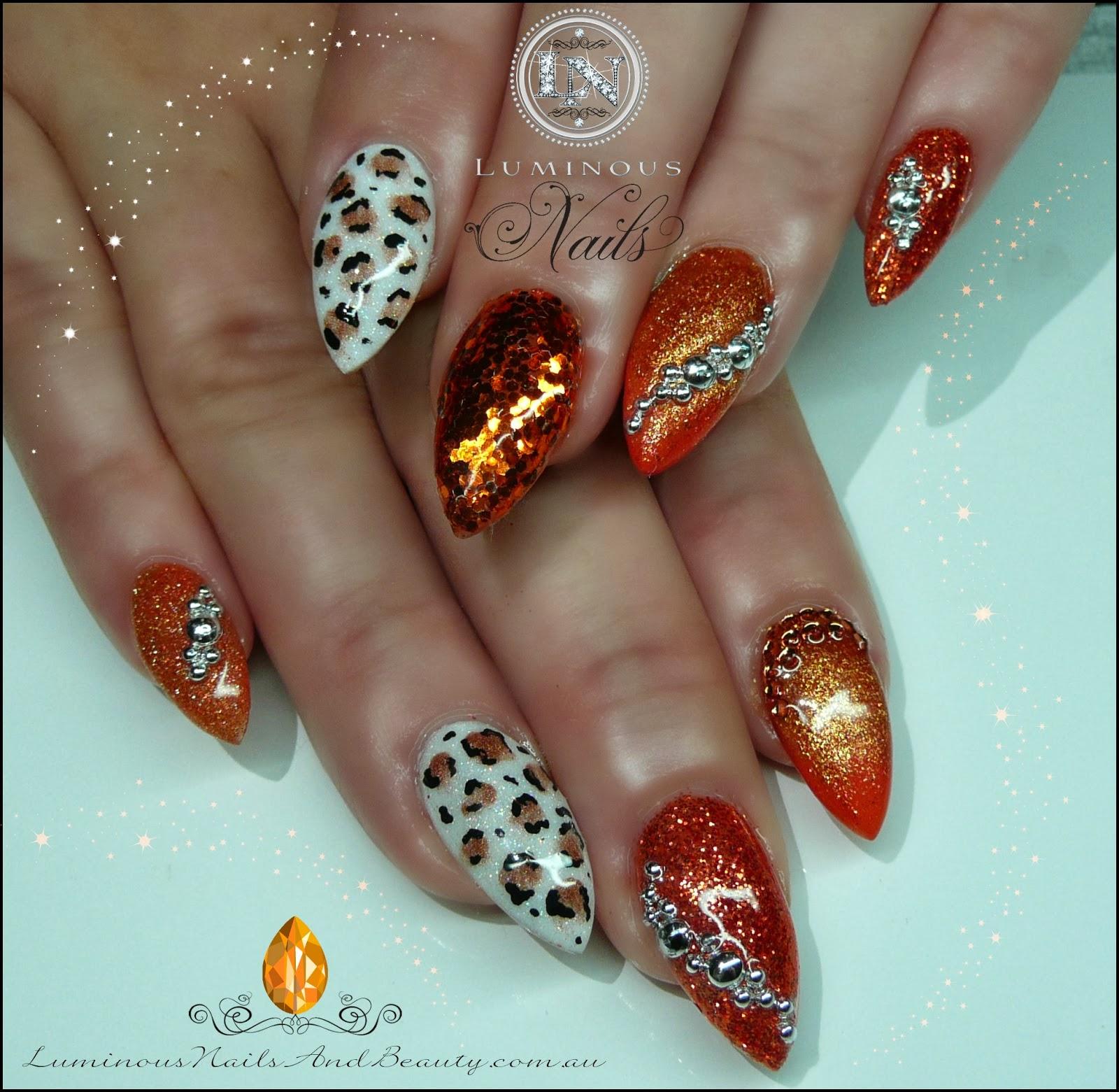 Luminous Nails: November 2013