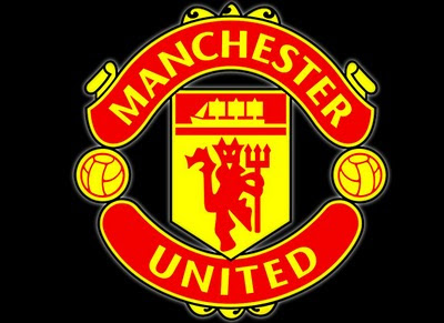 Manchester United FC Logo Barclays Premiership Team
