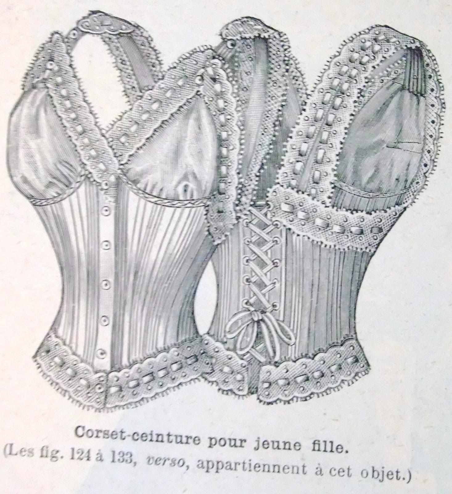 Victorian Sewing & Vintage Research | karen vallerius
