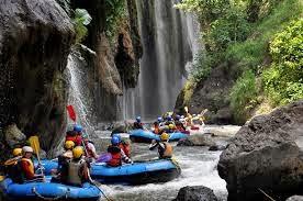Rafting Pekalen Probolinggo - East Java