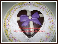 Love Box Coklat - Saiz S