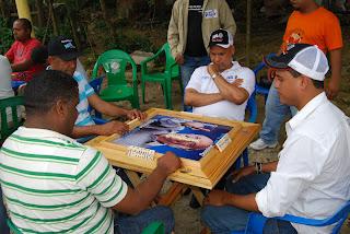 PRD desarrolla torneo de dominó en Cancino Adentro dedicado a HM