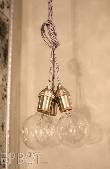 EPBOT Wire Your Own Pendant Lighting