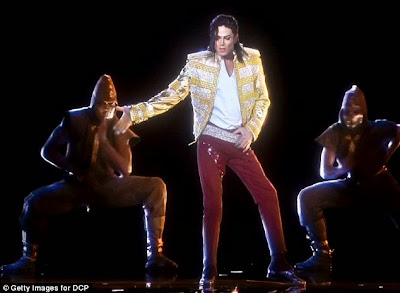 michael jackson holograph image video