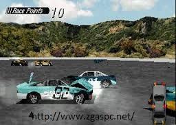Free Download Games Destruction Derby PS1 For PC Full Version  ZGASPC