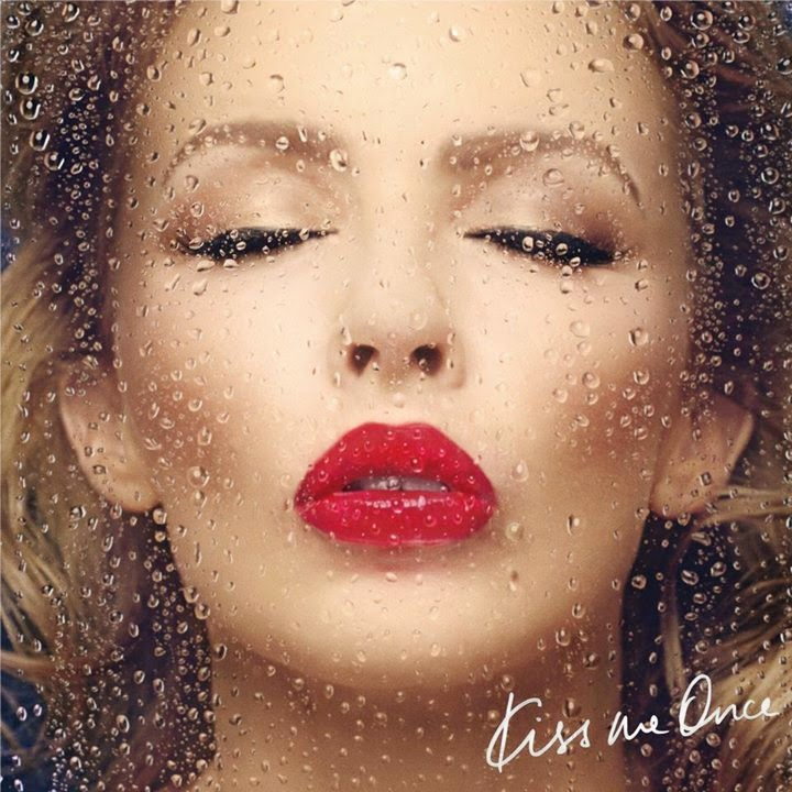 Kylie Minogue Kiss Me Once Into The Blue album review