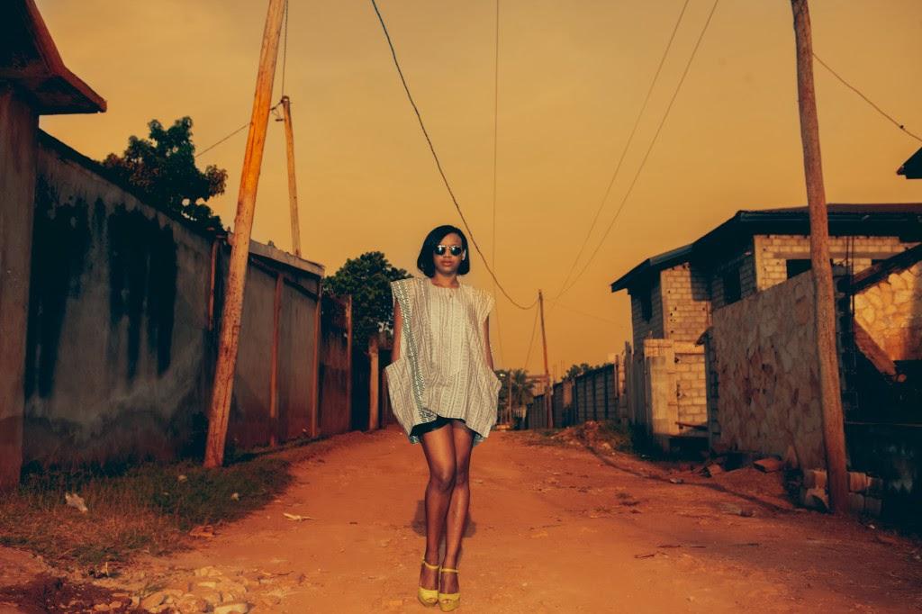 Photo Eva Youmbi et Mbeng Ngassa - Cameroun