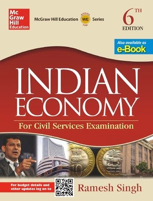 Indian Economy for Civil Services Examination (English) 6th Edition