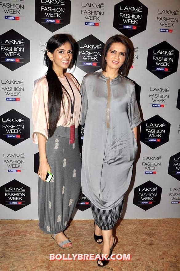 , Nishka Lulla's Show At Lakme Fashion Week 2012