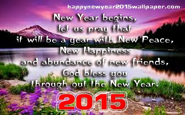 happy new year 2015 wishes for friends