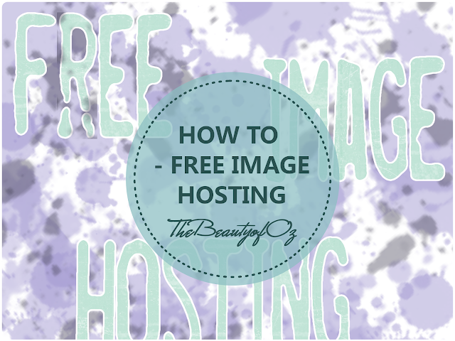 How To - FREE IMAGE HOSTING