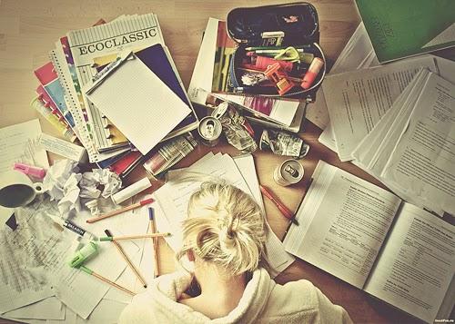 organização, estudos, dicas, como organizar os estudo