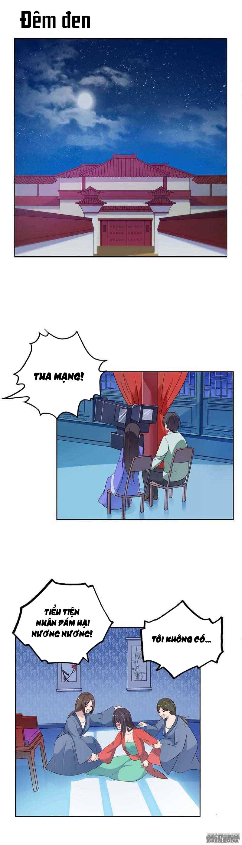 Bạn Trai Minh Tinh Bức Yêu Chap 21 - Next Chap 22