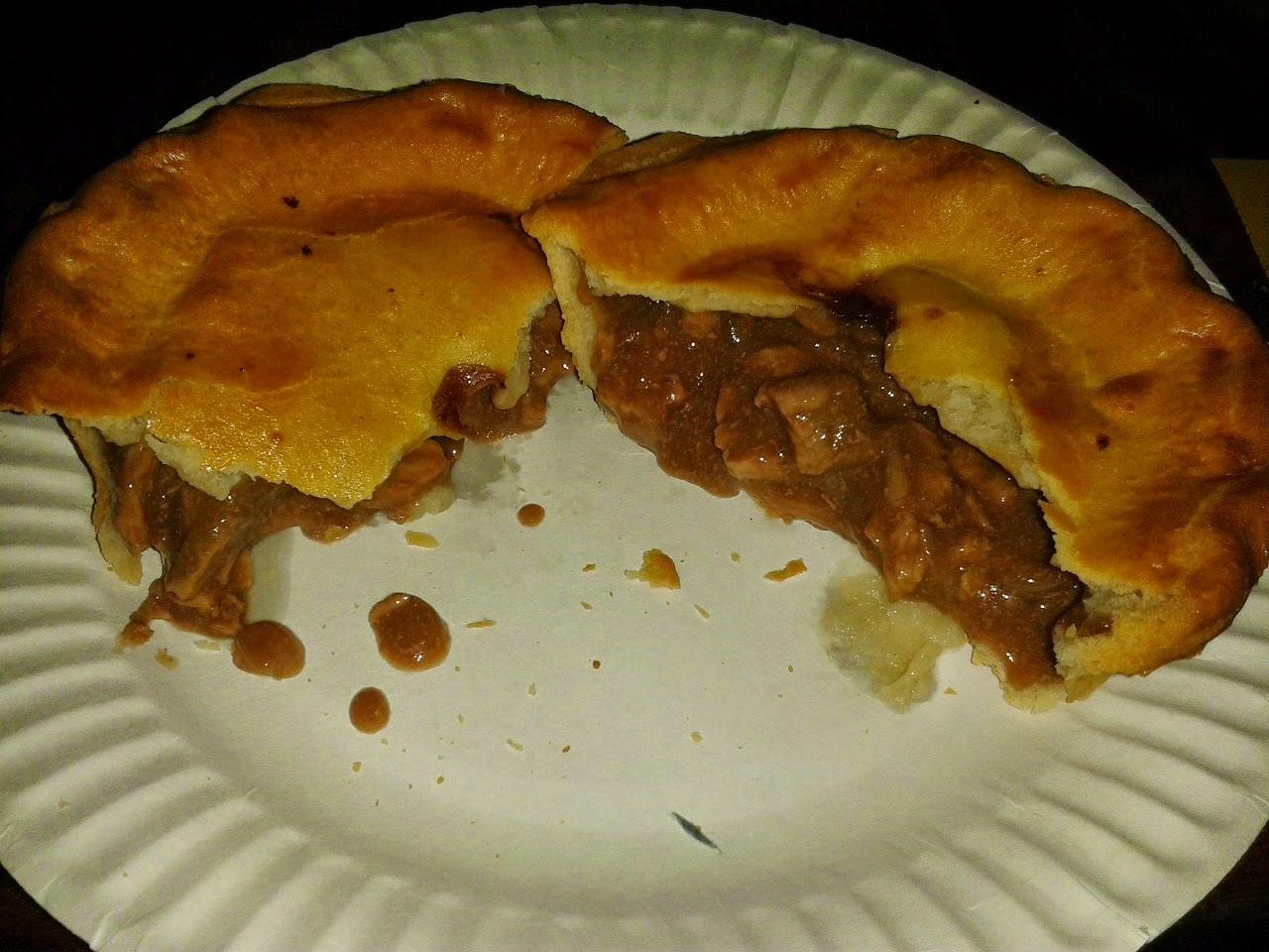 Bowen Steak Pie Review