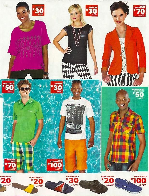 Pq clothing stores catalogue
