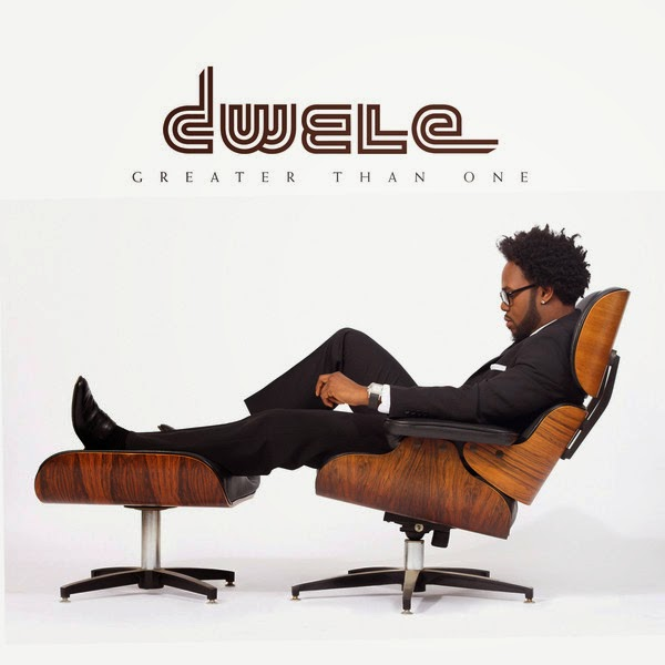 Dwele - Greater Than One Cover