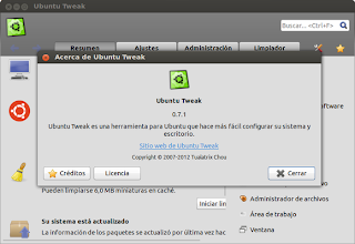 Ubuntu Tweak 0.7.1