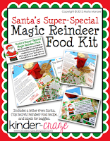 Santa's Super-Special Magic Reindeer Food Kit - FREE for 24 hours!