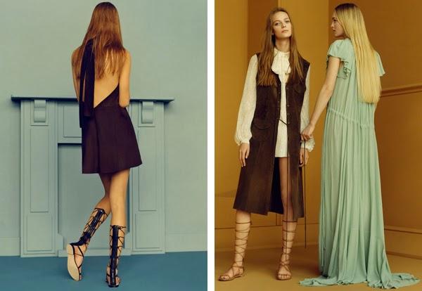 Zara primavera verano 2015 tendencia mujer