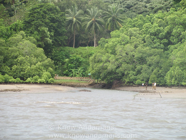 One more gem of Andaman & Nicobar Islands: Interview Island