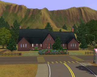 The Sims  Appaloosa Plains Private Property