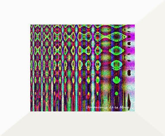 Formas geométricas luz textura e degradê 5