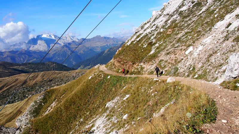Voittajafiilis : vaeltamassa Italiassa