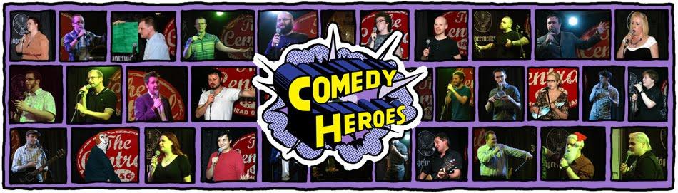 Comedy Heroes