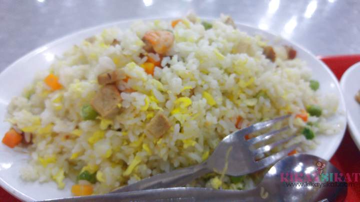 I Also Didnt Like Their Fried Rice Its Too Expensive Din 230php That Is Good For 2 3 Persons Quality Recommend Ordering From Wai Ying