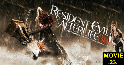 Resident Evil, Afterlife, zombie