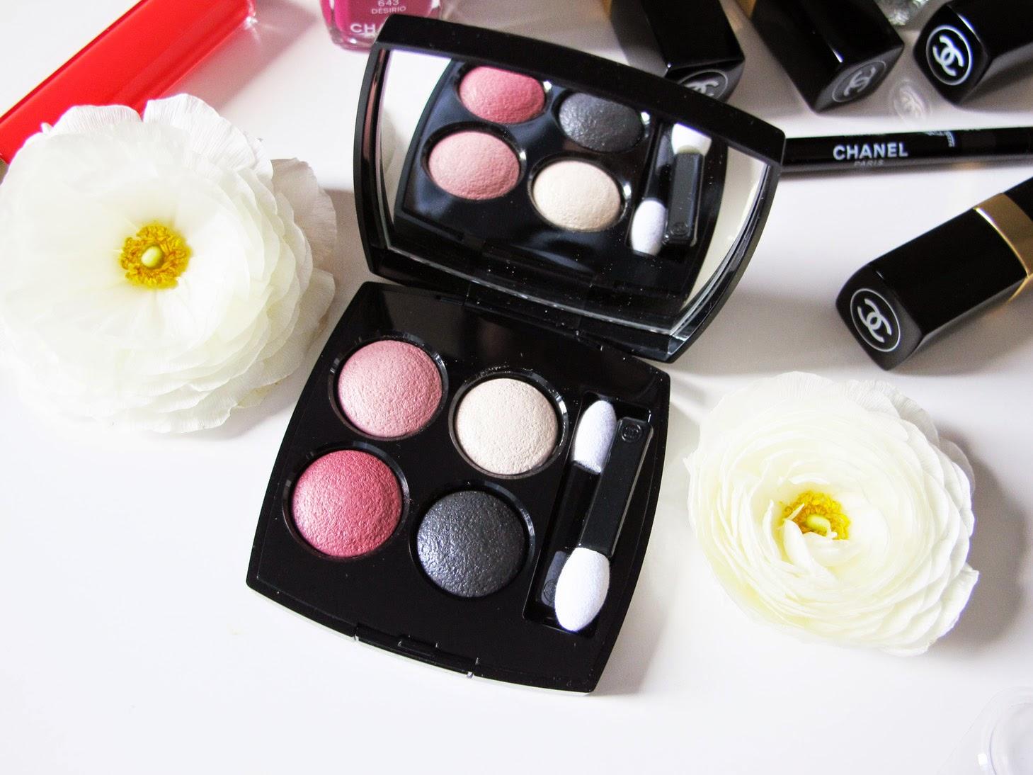 Chanel Les 4 Ombres Tissé Paris
