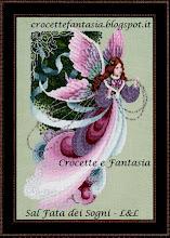 Sal 2012 ''Fata dei Sogni'' Lavender&Lace