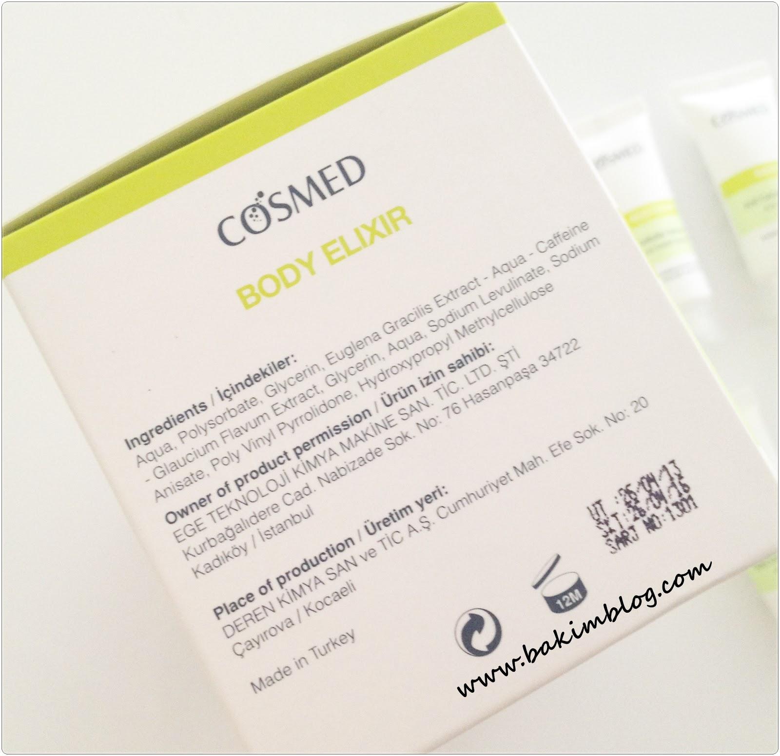 cosmed anti selülit serum yorumları