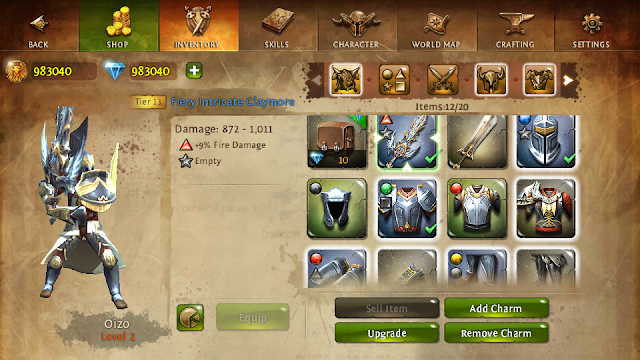Dungeon Hunter 4 Hack