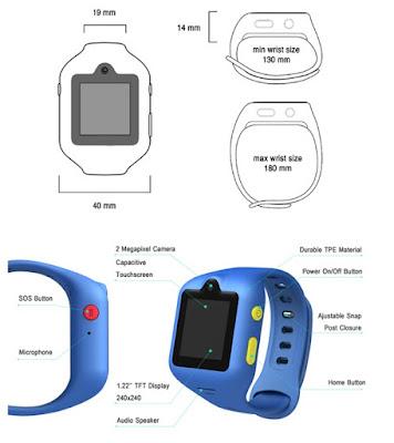 dokiWatch design