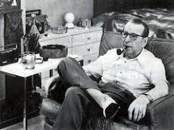 Georges Simenon in relax