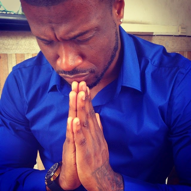 peter okoye igbo prayers