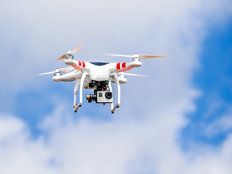 Is there a drone on your shopping list? You might want to talk to your agent or broker