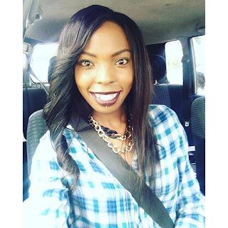 Kiss 100 Presenter- Adelle Onyango Robbed At Gun Point!